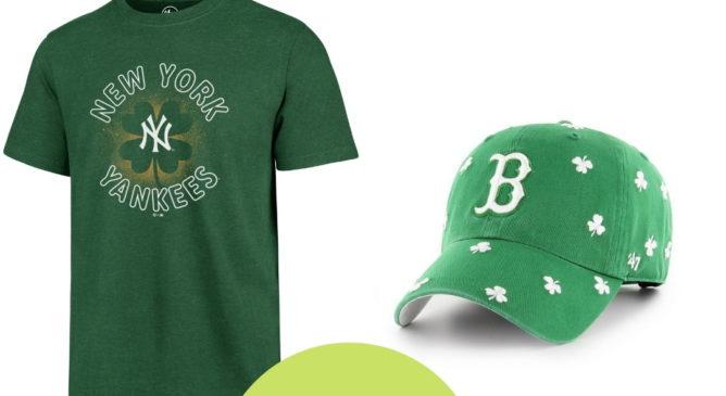 St. Patrick con '47