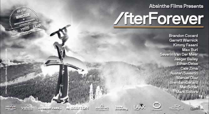 Absinthe Films European Premiere Tour 2016