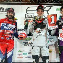 Angelo Pellegrini vince il 2° posto al SX Tour ad Amneville