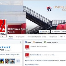 Fanpage California Sports a 30.000 Fans
