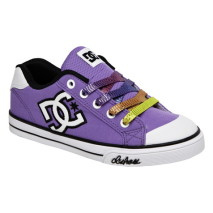 DC Shoes Kids Chelsea Canvas