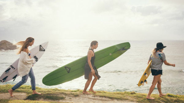L'Australia, le onde, 3 amiche e 3 tavole da surf