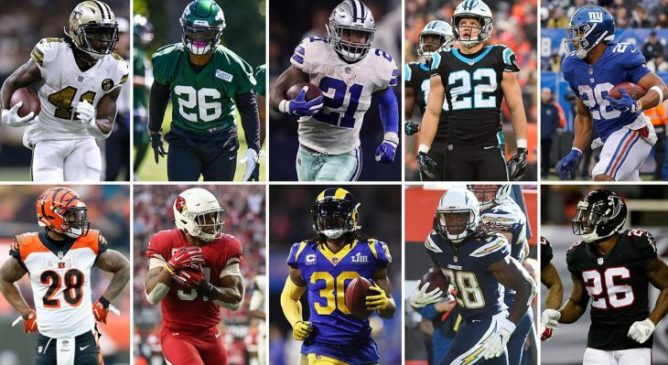NFL: i migliori 5 tight end in vista del 2019