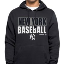 47 Headline Pullover Hood New York Yankees