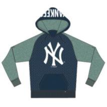 47 Bonded Mesh Hoodie New York Yankees