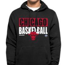 47 Headline Pullover Hood Chicago Bulls