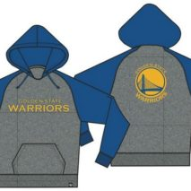 47 Raglan Sport Hood Golden State Warriors