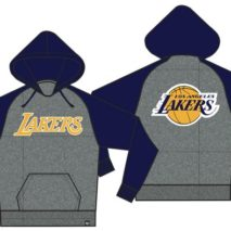47 Raglan Sport Hood Los Angeles Lakers
