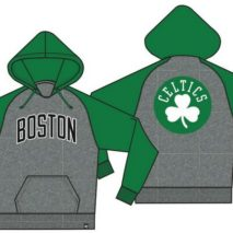 47 Raglan Sport Hood Boston Celtics