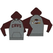 47 Raglan Sport Hood Cleveland Cavaliers