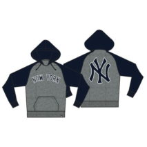 47 Raglan Sport Hood New York Yankees