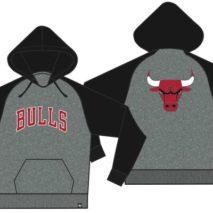 47 Raglan Sport Hood Chicago Bulls