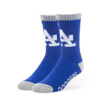47 Bolt Sock Los Angeles Dodgers