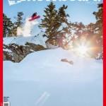 Lorenzo Buzzoni in copertina su 4Snowboard Mag!