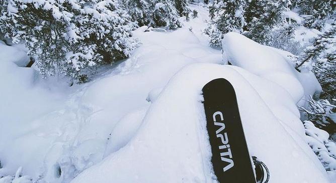 CAPiTA SNOWBOARDING