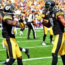 Pittsburgh Steelers, vincenti ma non del tutto convincenti