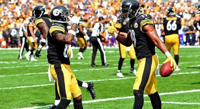 Pittsburgh Steelers, vincenti ma non del tutto convincenti