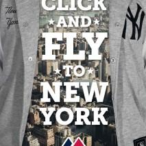 Vola a New York con il concorso Majestic Likes N.Y.!