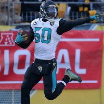 I Jaguars saccheggiano di nuovo Pittsburgh e volano al Championship Afc