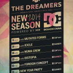 DC Shoes X The Dreamers