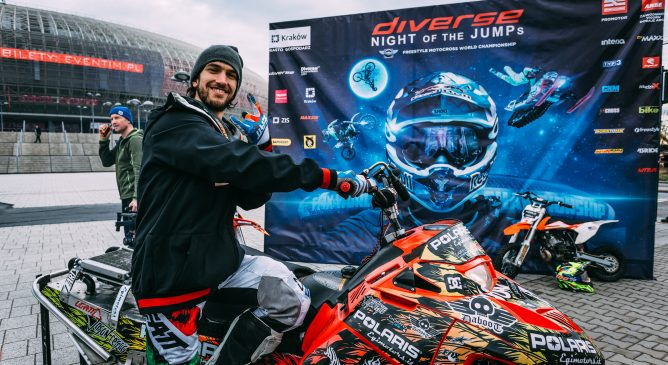 Jason Cesco - News dal mondo del freestyle