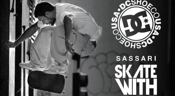 Il DC Skate With Us arriva a Sassari
