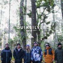 Quiksilver Outerwear Fall Winter 2016/2017