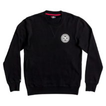 DC Skate Circle Fleece Crew