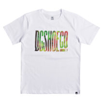 DC Boy's T-shirt Trippy Typed SS Boy