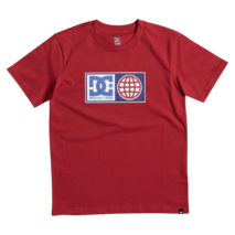 DC Boy's T-shirt Global Salute SS Boy