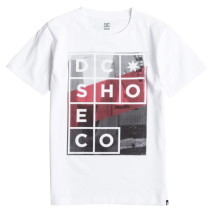 DC T-shirt m.c. La Panel SS BY