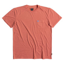 DC T-shirt Dyed Pocket Crew