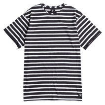 DC Vestito Loose Dress Stripes Wo's