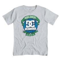 DC T-shirt m.c. Around World SS BY