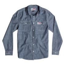 DC Shoes Camicia m.l. DCBD Chambray Shirt
