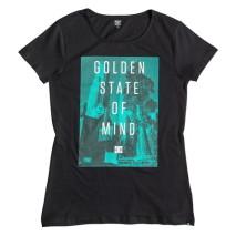 DC T-shirt m.c. Golden Wo's
