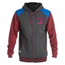 DC Outerwear Felpa cappuccio zip Dcla Fleece