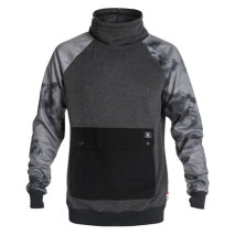DC Outerwear Felpa Cappuccio Cloak