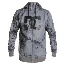 DC Outerwear Felpa cappuccio+zip Snowstar FZ