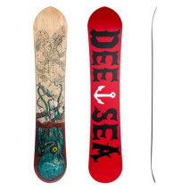 DC Snowboards Supernatant