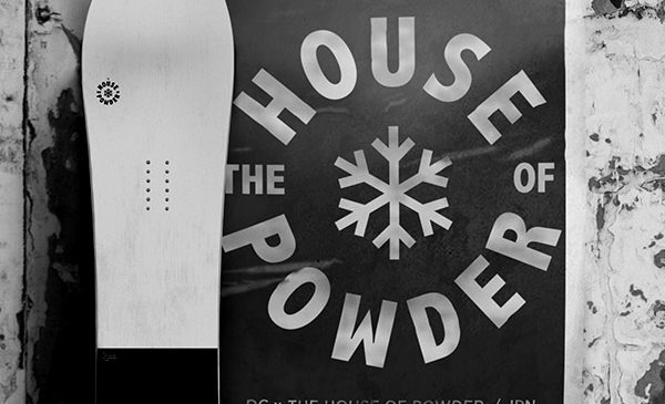 DC The House of Powder – Per LA festa sulla neve