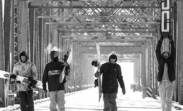 Sullo snowboard con stile: tavole e boots DC Snowboarding 2018/2019