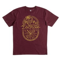 DC T-shirt City Relief SS