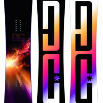 DC Snowboards Women's Ply