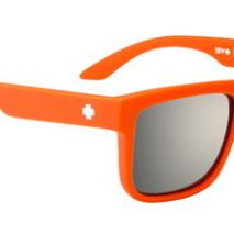SPY Discord Orange Clear – Happy Bronze Polar W/ Black Mirror