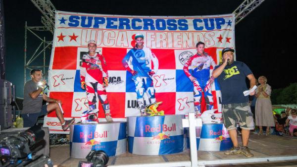 Supercross Cup Luca & Friends 2014