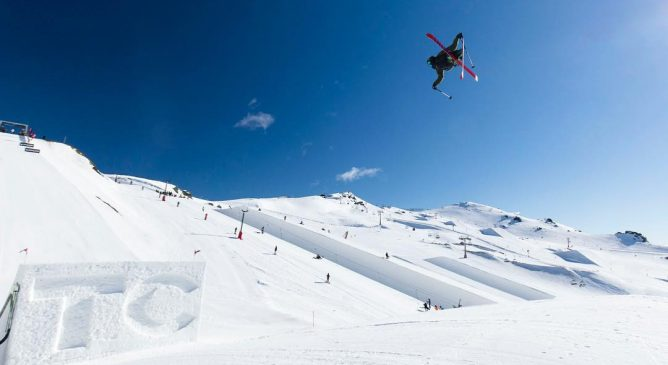 Finn Bilous agli X Games Norway
