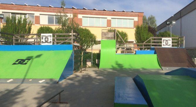 DC x Iron Town Skateboarding