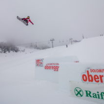 Max Vieider vince l'Obereggen Snow Jam