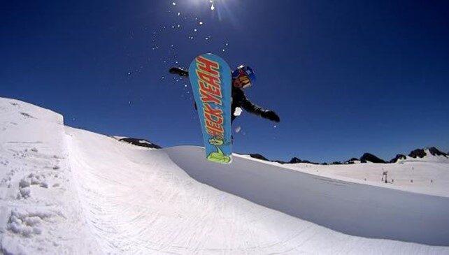 Ian Matteoli: il piccolo principe dello snowboard